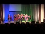 Чибатуха на праздничном концерте 09 апреля 2017 года