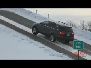 Lexus vs. Audi Quattro vs. Acura MDX