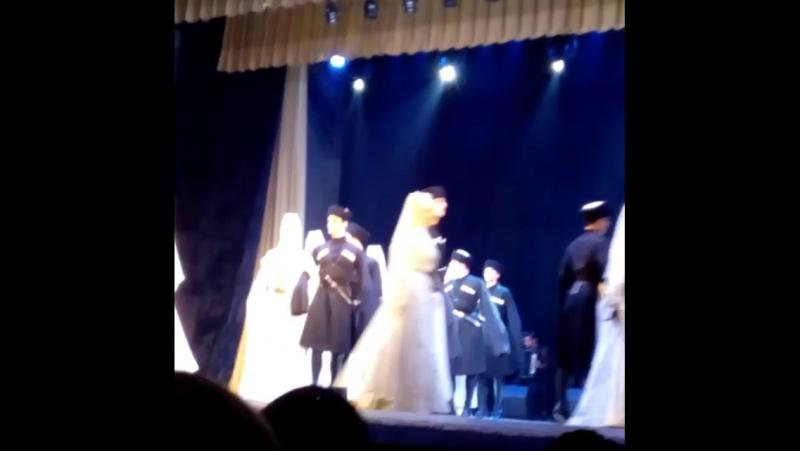 Грузинский национальный балет Сухишвили