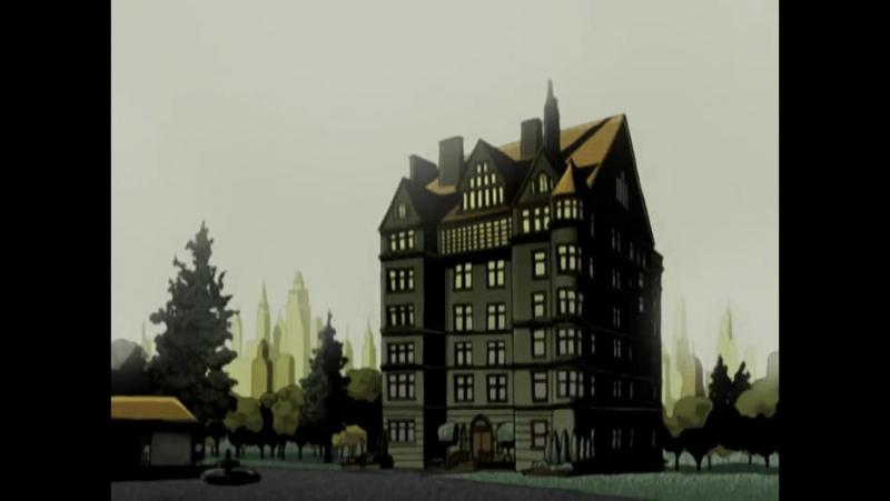 The Batman.Бэтмен (2004-2008) Третий Сезон 5 серия