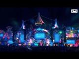 Armin van Buuren - This Is a Test (Arkham Knights Remix) [@Tomorrowland]