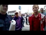 Задержание Максима Шинкаренко на митинге 12.06.17