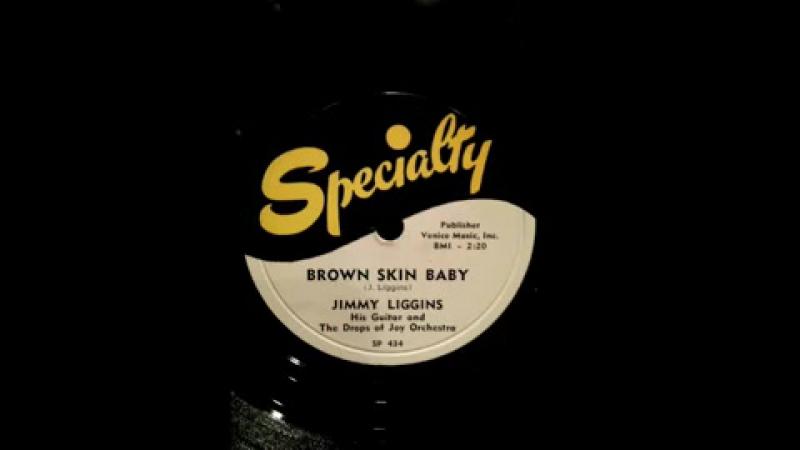 Jimmy Liggins - Brown Skin Girl - Dark Hour Blues.m4v