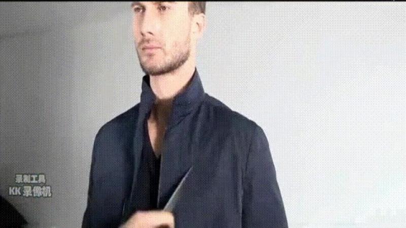 Кевларовая куртка на молнии с защитой от ножа