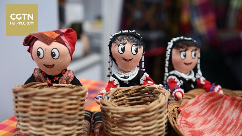 Страны-участницы 14-ой ярмарки «Китай-АСЕАН» в Наньнине представили свои «фирменные» продукты