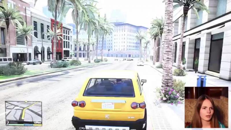 ВЗРЫВАЕМ И УБИВАЕМ В Grand Theft Auto 5 (GTA V) Детка Геймер 1 - Смотреть видео онлайн.mp4