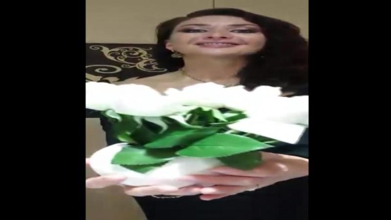 поздравления Дамира и Алсу Абельханова