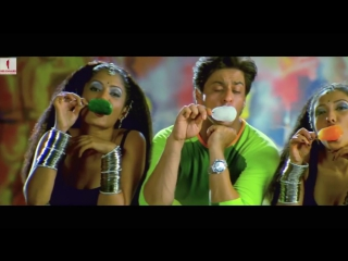 ♫Шахрукх Кхан - Трепетные сердца / Phir Bhi Dil Hai Hindustani (Retro Bollywood)