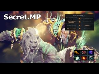 Secret.MP Lone Druid 7.01 Gameplay