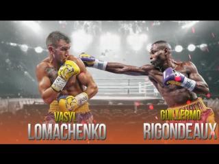 Vasyl Lomachenko vs Guillermo Rigondeaux Promo