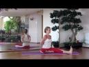 Гибкое тело - Зарядка или разминка - Растяжка для начинающих. Развитие гибкости ног и спины _ Stretching for Beginner