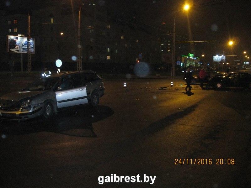 ДТП на Московской-Гаврилова: один пострадавший в больнице