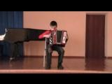 Каргополов Ярослав - Украинская народная песня «Ой, у вишнёвому садочку»