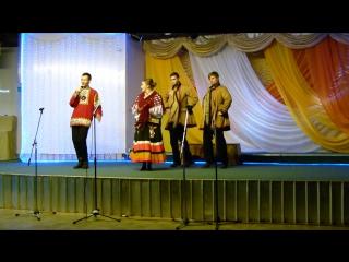Степан Шестопалов, Юлия Басова, Даниил Лобаевский и Павел Тетерский - «Ягодка-малинка»