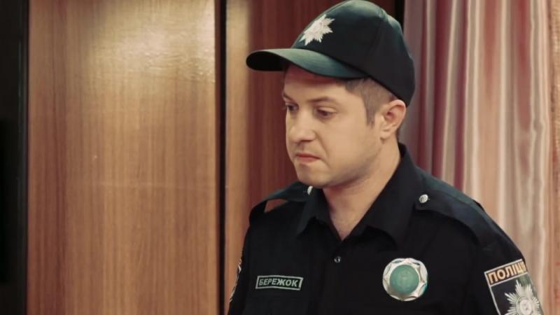 Муж-полицейский застукал жену с любовником — На троих — 47 серия.mp4
