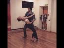 Bachata. Ильдар и Таня. Студия танца Sense