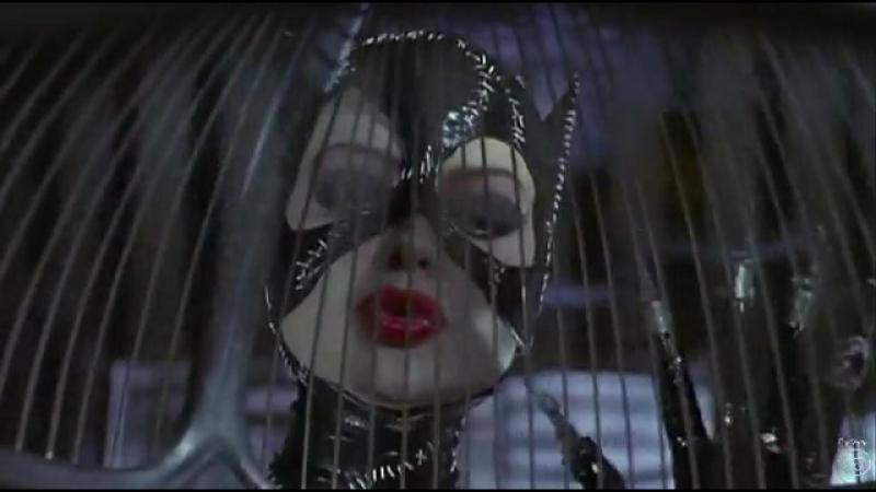 Пингвин и Женщина кошка 1992 Бэтмен возвращается