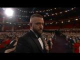 Justin Timberlake Cant stop the feeling at Oscars 2017 Джастин Тимберлейк Не могу остановить это чувство Оскар 2017