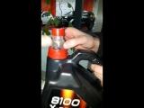 Подделка масла Motul 5w40 X-cess