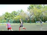 Виктория - ЦСКА (Тогучин) 27' 29' голы забивал Юрий Баранов