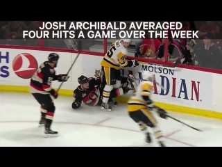 Hits of the Week: A little old time hockey | March 29, 2017