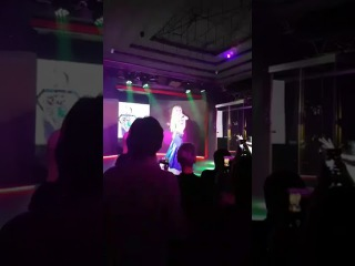Oryantal Didem at Superfabric club