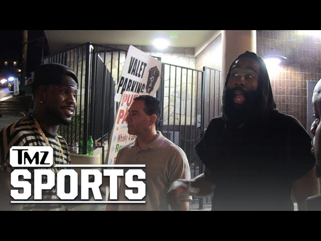 NBA's James Harden -- I Didn't Steal from Lil B ... I Don't Know Who He Is!   TMZ Sports