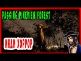 Passing pineview forest - бабайка из лесу Инди хоррор