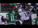 Самая нелепая схватка на льду во время матча НХЛ
