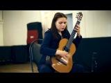 Vera Danilina plays J.S. Bach – Prelude BWV 1006