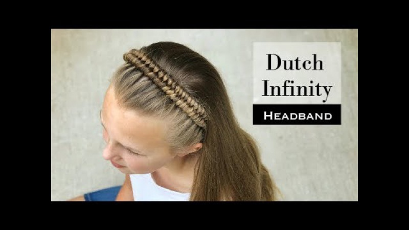Dutch Inifinity Headband Braid by Holster Brands