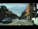 Driving Downtown - Charleston - USA