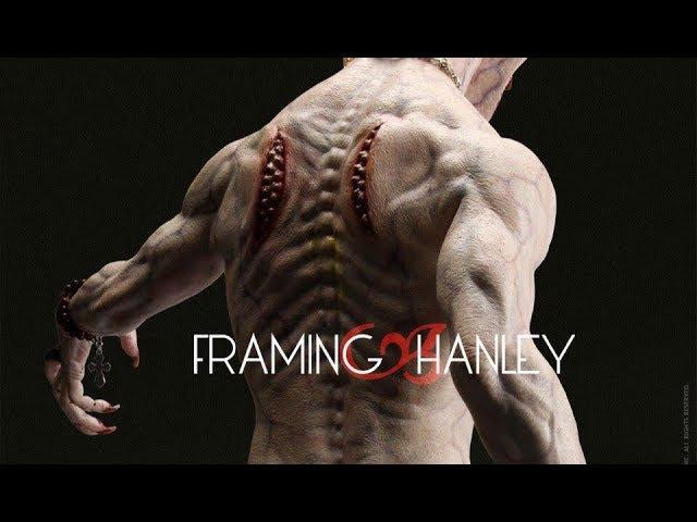 Jared Nomak from Blade 2/Framing Hanley-Lollipop