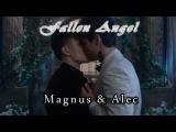 Magnus&ampAlec Malec  Fallen Angel