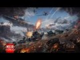 Epic cinematic War Thunder - Two steps from hell Victory