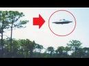 НЛО до смерти напугало жителей Канады - реальная съемка 2017 HD UFO