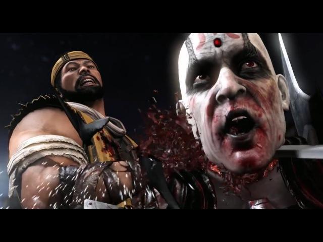 Игрофильм Mortal Kombat X Глава 9 Скорпион
