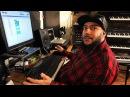 Studio Tour with P-Thugg of Chromeo