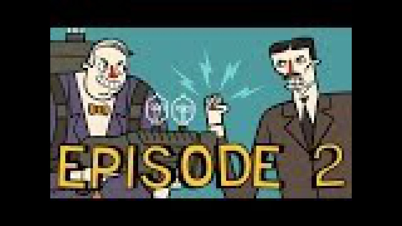 Super Science Friends Episode 2: Electric Boogaloo | Tesla vs. Edison | Animation