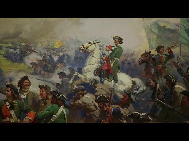 Полтавская битва (рассказывает историк Дмитрий Лобанов)