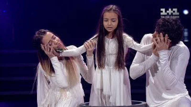 Надя Дорофєєва і Женя Кот – Модерн - Танці з зірками