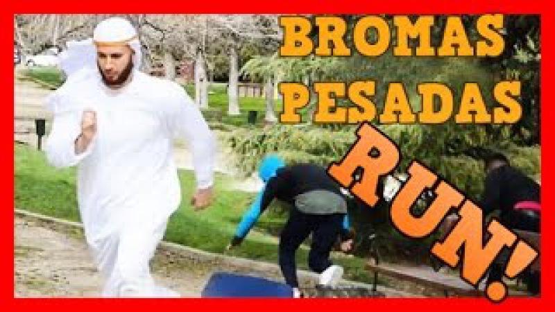BROMAS PESADAS | Los Mejores Videos De Risa 2016 | Best Scare Pranks | Run Vine Song Compilation