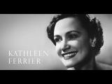 Kathleen Ferrier Sings 18 Songs &amp Folksongs 2 sides of mono Lp