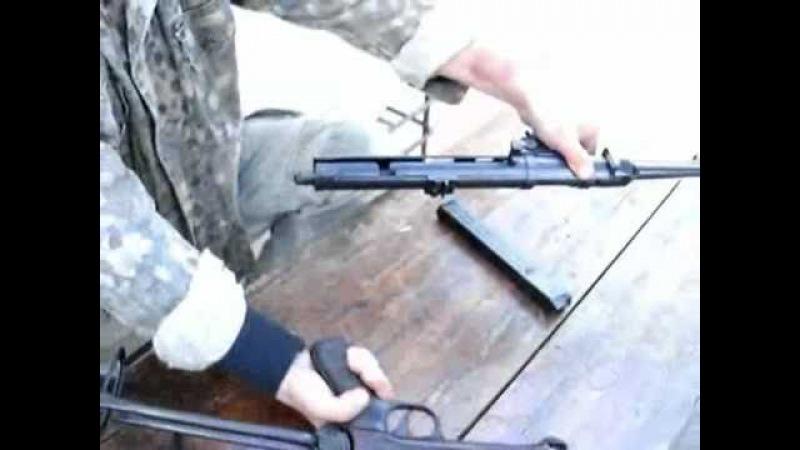 MP40 Basic Disassembly demontage basique mp40