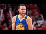 Golden State Warriors vs Portland Trail Blazers - Full Highlights  G3  April 22, 2017 NBA Playoffs