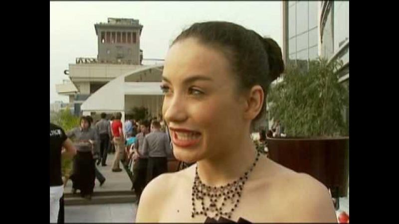 Виктория Дайнеко о Сафуре на вечеринке в Москве