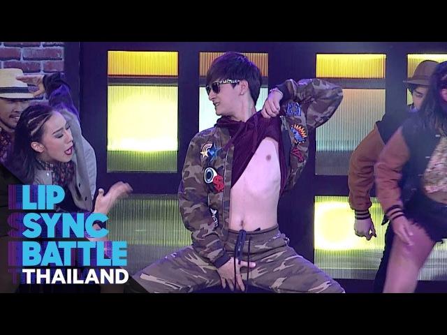 คริส พีรวัส - สาละวัน (SALAONE)   Lip Sync Battle Thailand