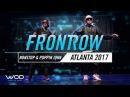 Nonstop Poppin John   FrontRow   World of Dance Atlanta 2017   WODATL17