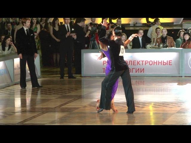 Anton Karpov - Ekaterina Lapaeva, Final Samba