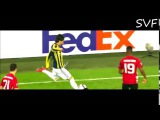 Goal Moussa Sow Fenerbahce _ - Manchester United. Highlights. 02/11/2016